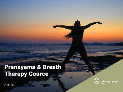 PRANAYAMA & BREATH THERAPY COURSE