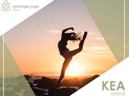 Yoga at KEA island